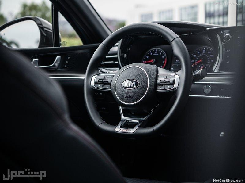 Kia K5 GT (2021)