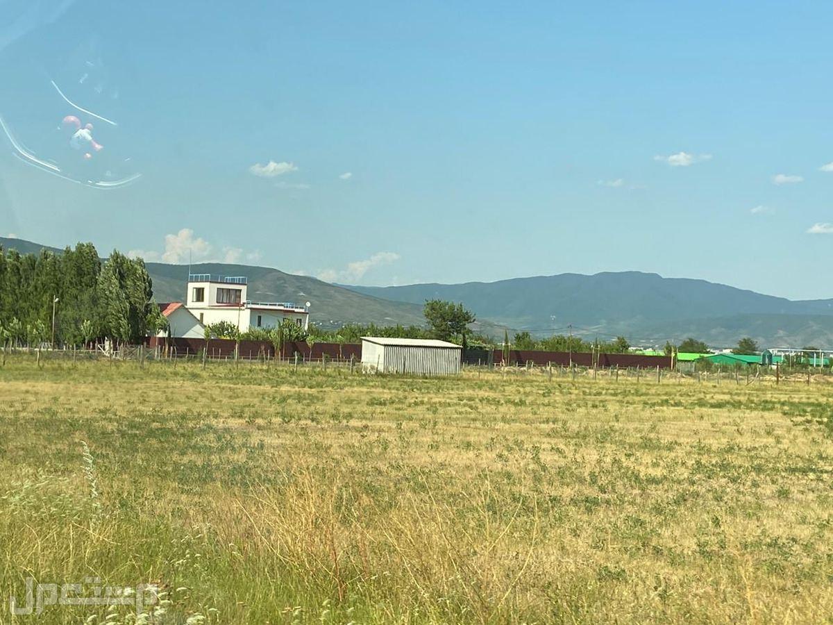 اراضي للبيع في العاصمة الجورجية تبليسي بالتقسيط على 24 شهر