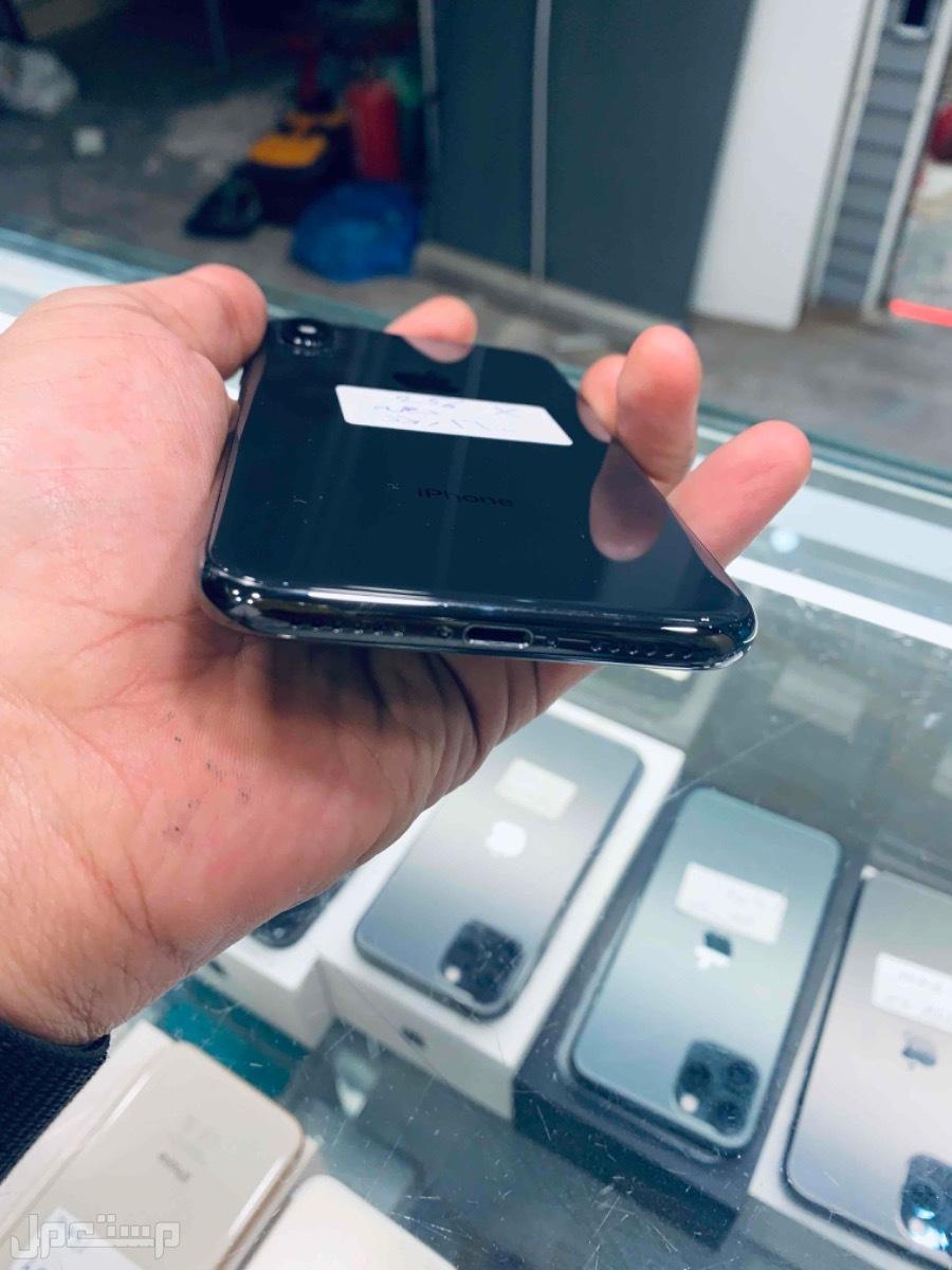 للبيع ايفون اكس 256 مستخدم رخيص