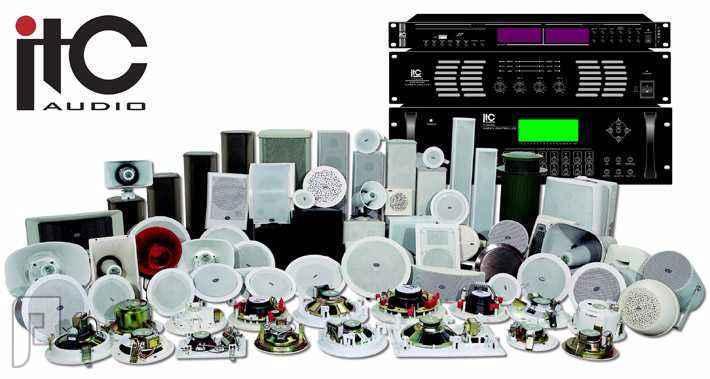 IT وشبكات المعلومات Sound system