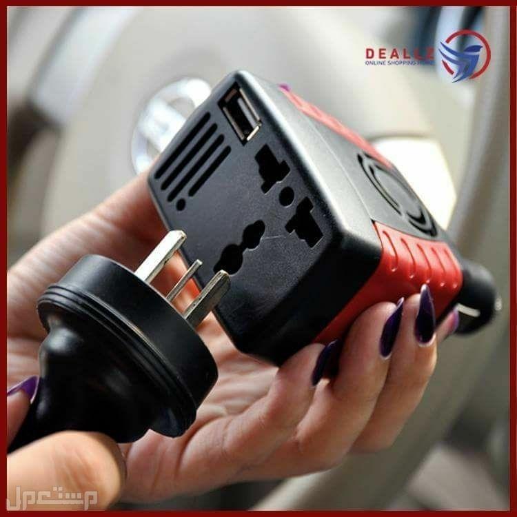 محول طاقة كهرباء السيارة 150 وات