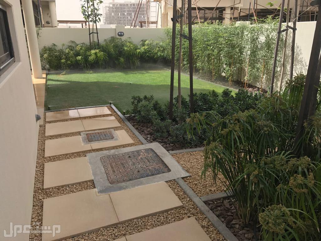 اسكن الان في دبي فيلا بمجع سكني راقي جدا