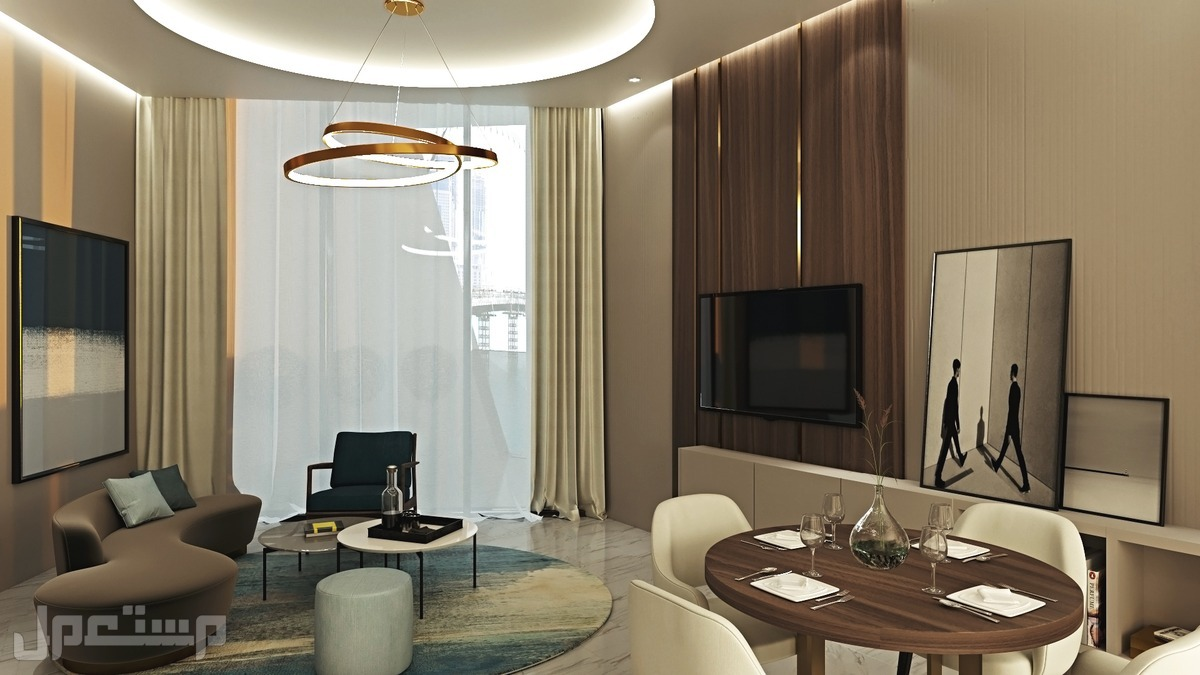 تملك غرفتين وصاله بخصم كبير جدا ولاول مره في دبي