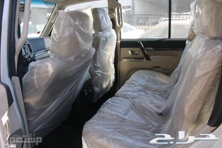 مستوبيشي باجيرو موديل2020واردسعودي بسعر100500