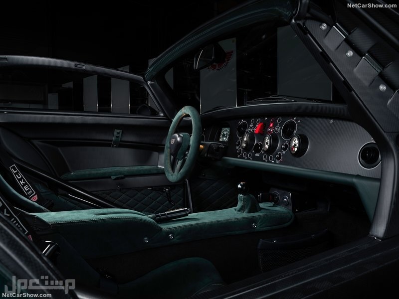 Donkervoort D8 GTO-JD70 Bare Naked Carbon Edition (2020)