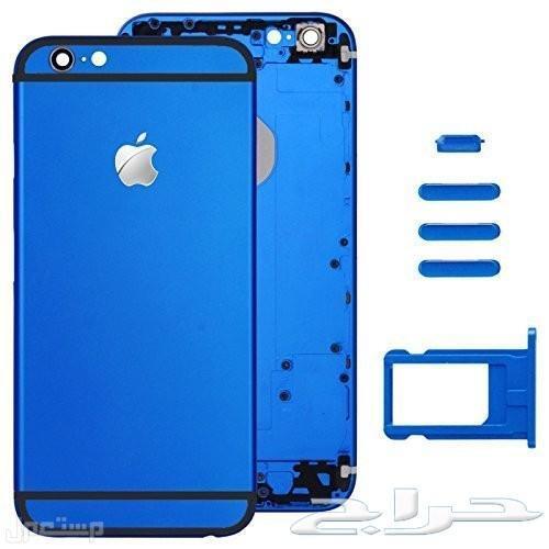 فريمات ايفون 6 ملونة للمميزين