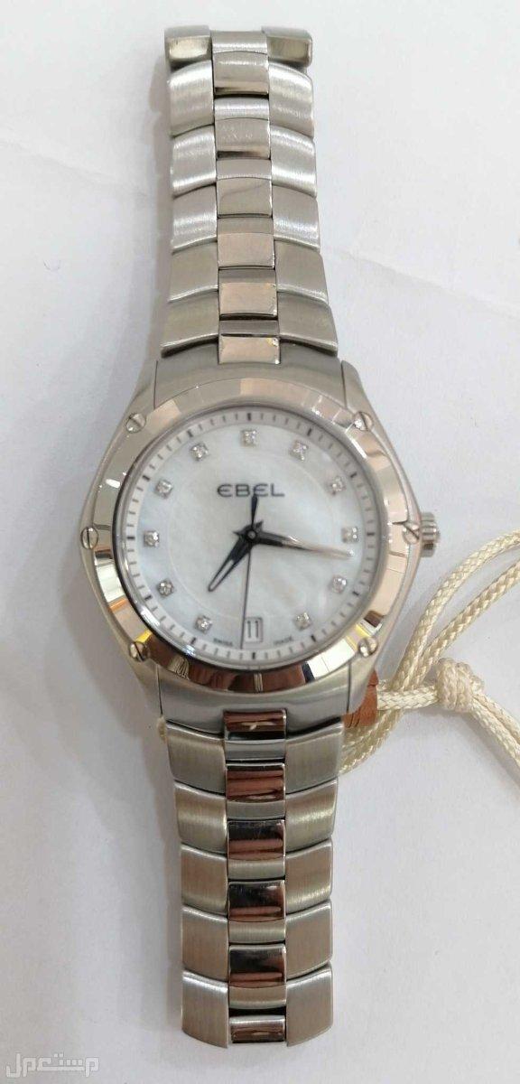 للبيع ساعة EBEL  جديد الماس