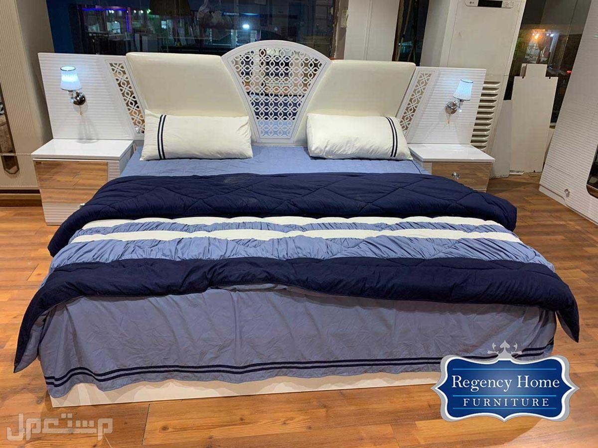 غرفة نوم مودرن بخزانة ملابس كبيرة بسعر مخفض غرفة نوم مودرن بخزانة ملابس كبيرة بسعر مخفض