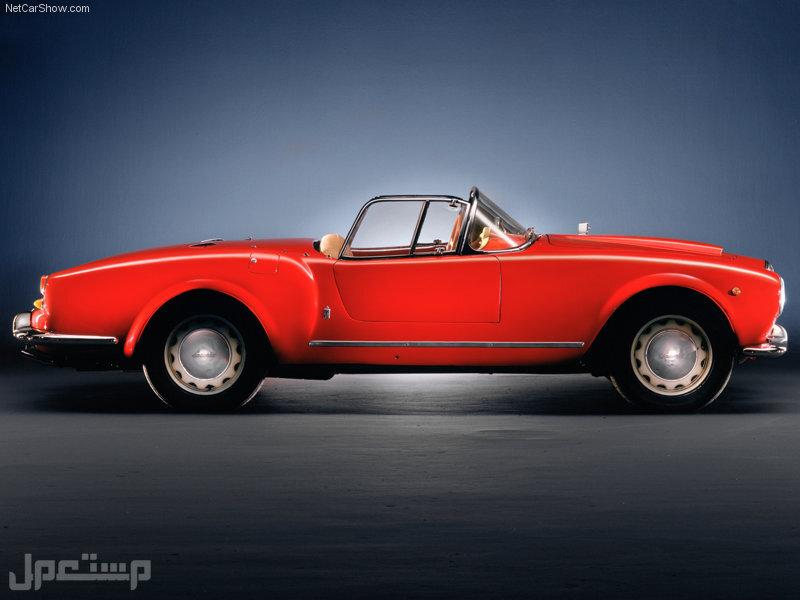 Lancia Aurelia B 24 (1956)