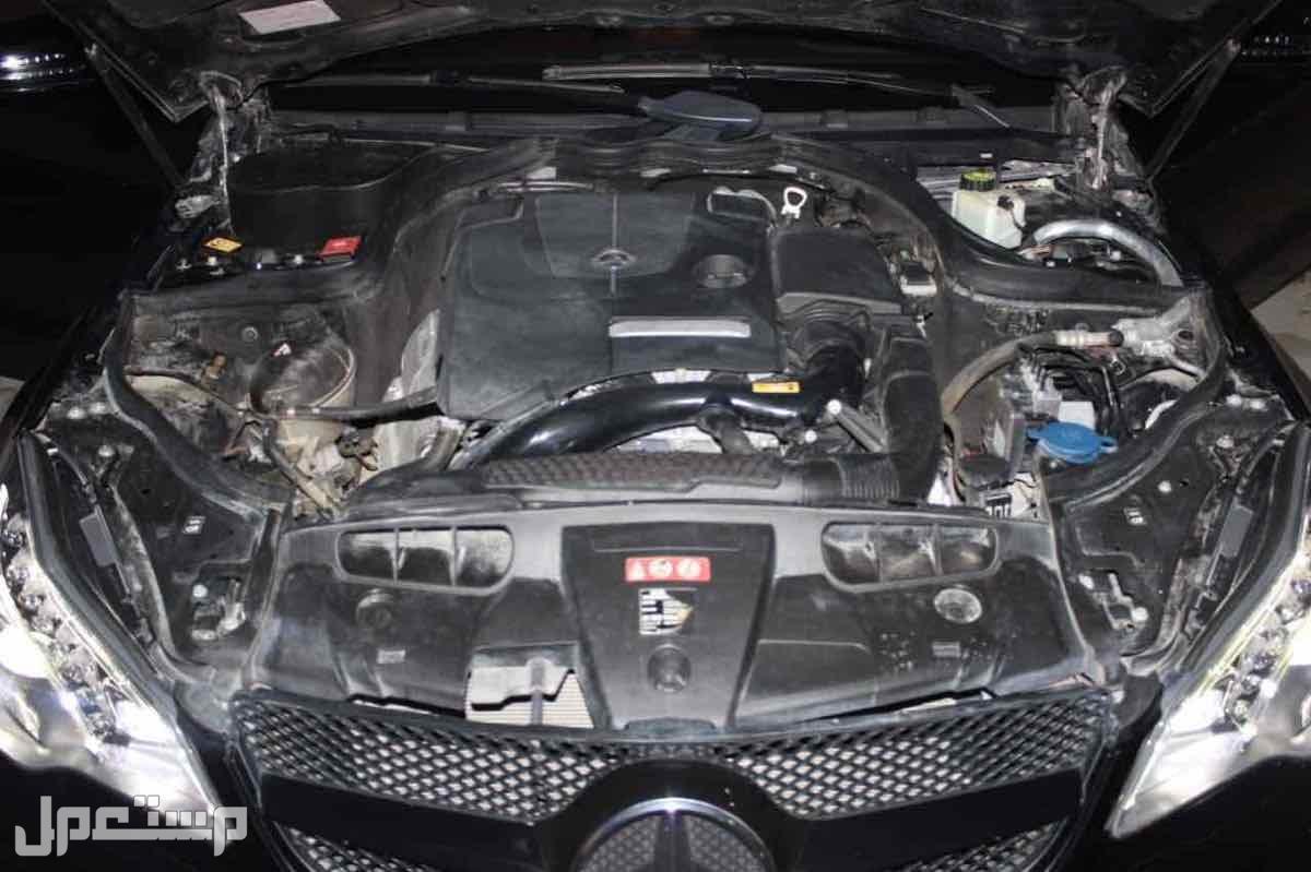 بيع سيارتي مرسيدس - E250 coupe  2016