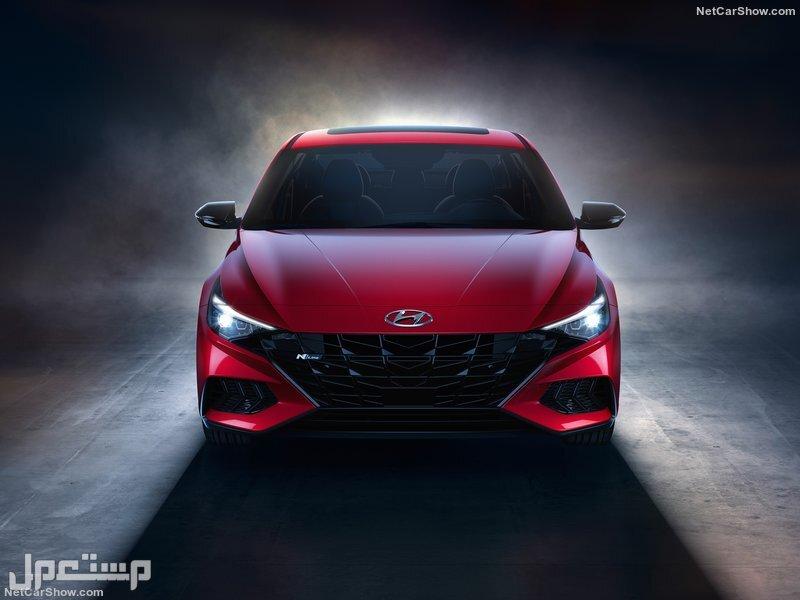 Hyundai Elantra N Line (2021)