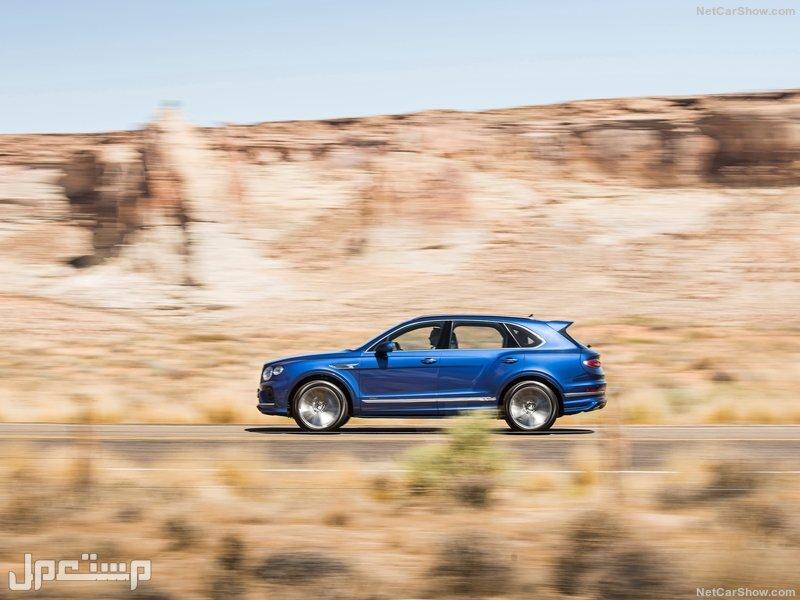 Bentley Bentayga Speed (2021)