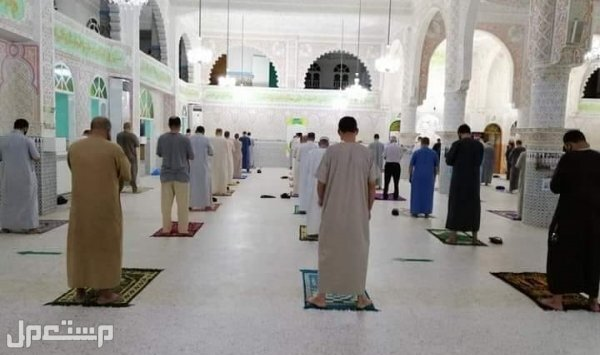 بعد 6 أشهر من غلقها في الجزائر...المساجد تفتح أبوابها للمصلين
