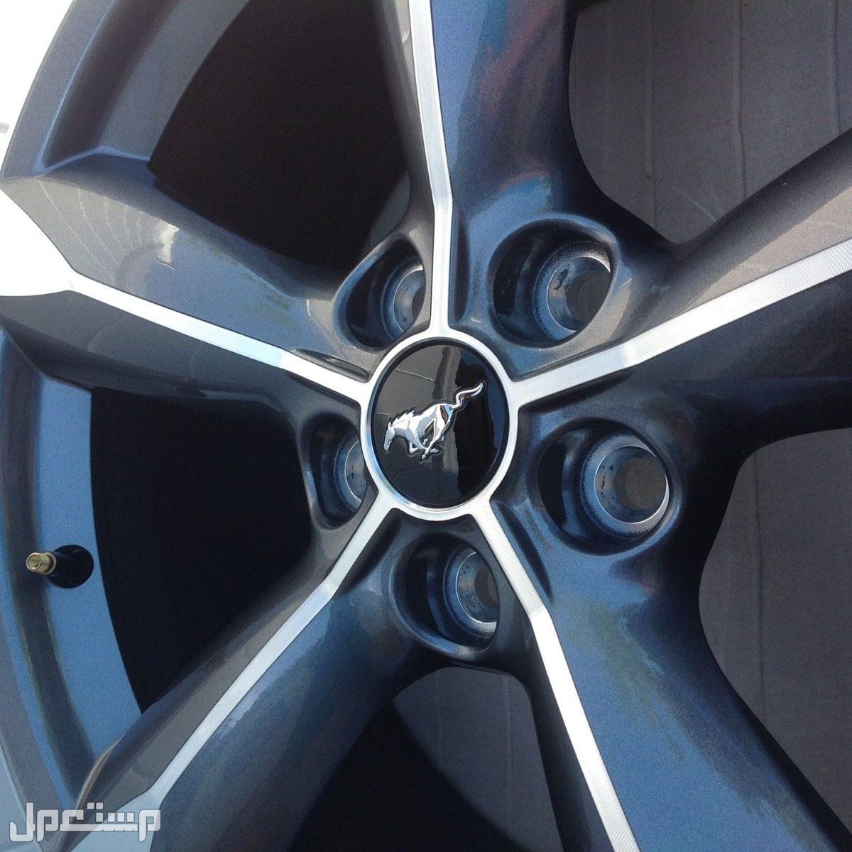 جنوط موستنج V6 اصلية وكالة 2017