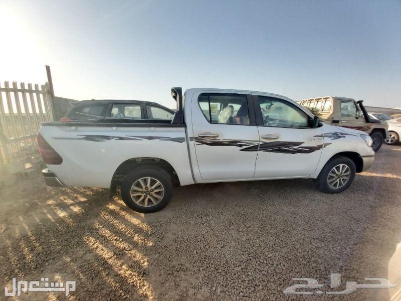 تويوتا - هايلكس غمارتين - GLX2 بنزين - 2020 - سعودي - بسعر مميز