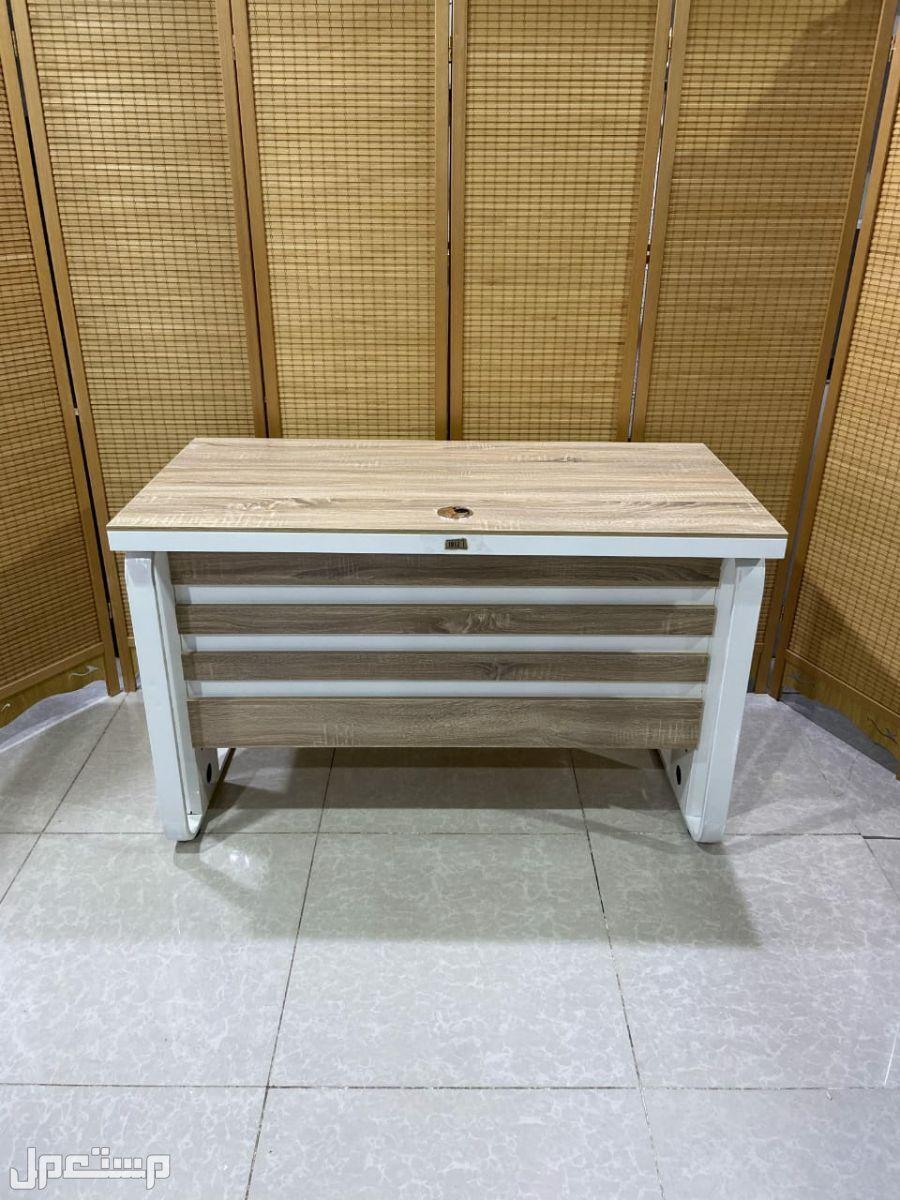 مكاتب فورميكه مع سكرتاريا وعلبة إدراج خامة ممتازه ضد الماء خشب قوي