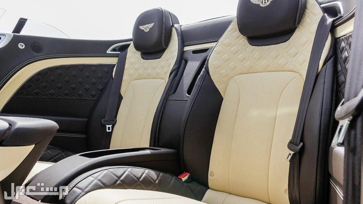 بنتلي Contenintal GTC V12 موديل 2020 (جديد)