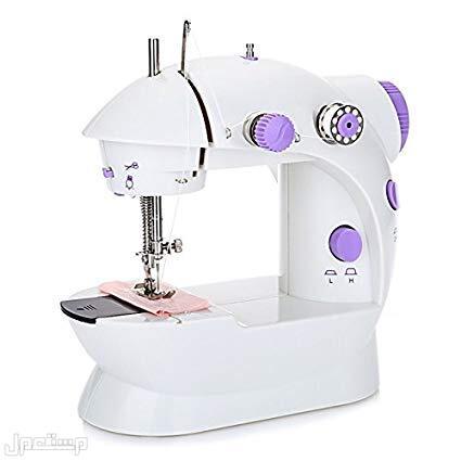 ماكينة الخياطة المنجزة مع القاعدة ضمان سنتين