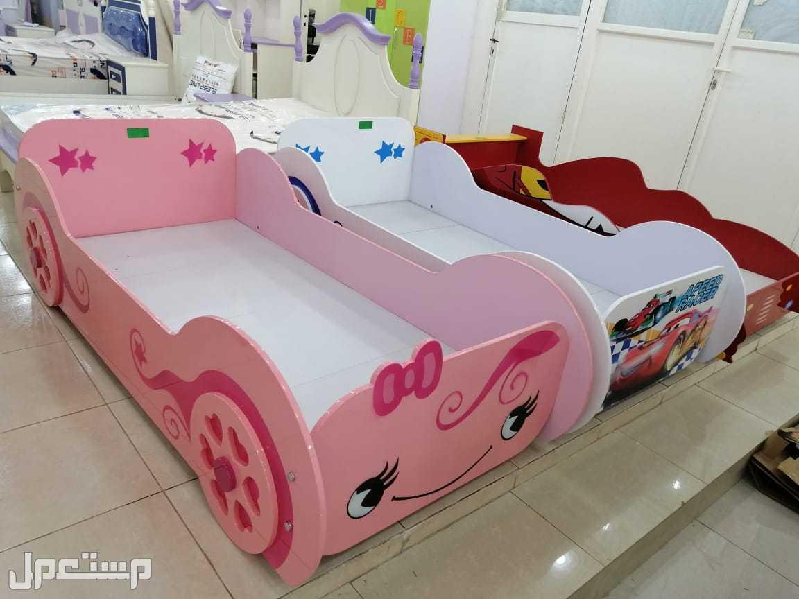 سرير اطفال من اجمل الموديلات جديد مستعمل