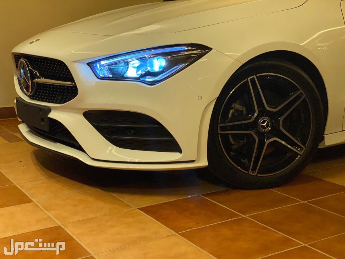مرسيدس CLA 200 AMG فل الجديد كليآ 2020