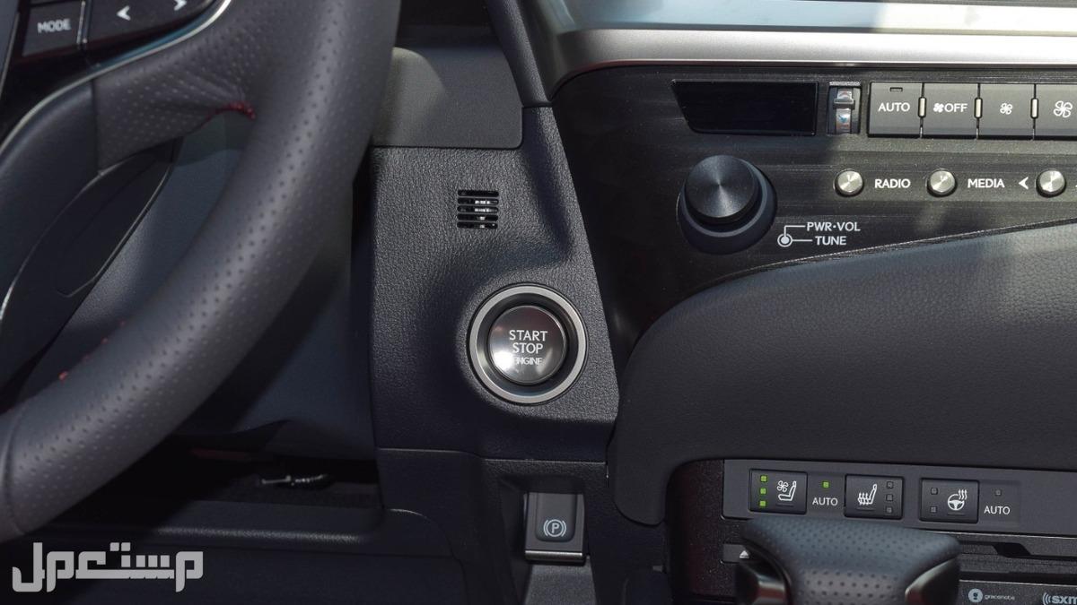 لكزس ES 350 F-Sport موديل 2020 (جديد)