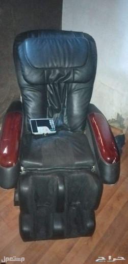 للبيع كرسي مساج شامل..