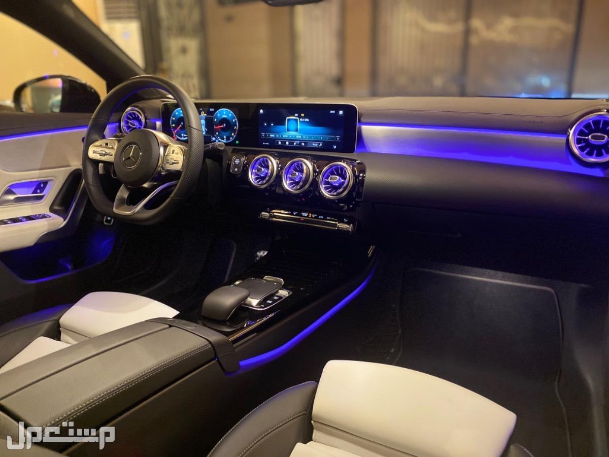 مرسيدس CLA200 AMG 2020 كوبيه