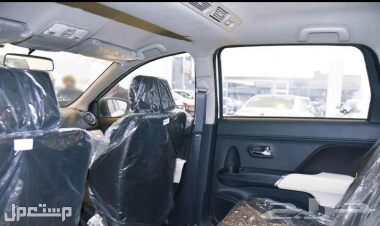السيارة العائلية تويوتا راش2020