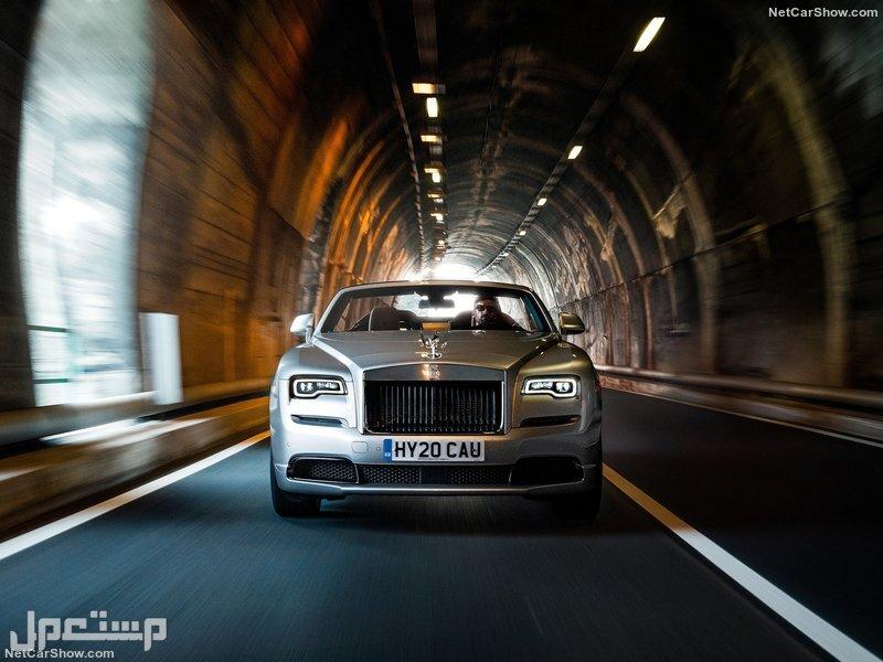 Rolls-Royce Dawn Silver Bullet (2020)