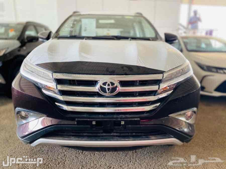 تويوتا - رش - ستاندر - 2020 - سعودي