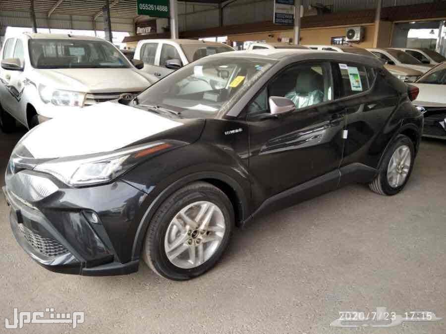 تويوتا - CHR - سيارة كهربائية بشكل جديد و تصميم جداً فخم - 2020 - سعودي