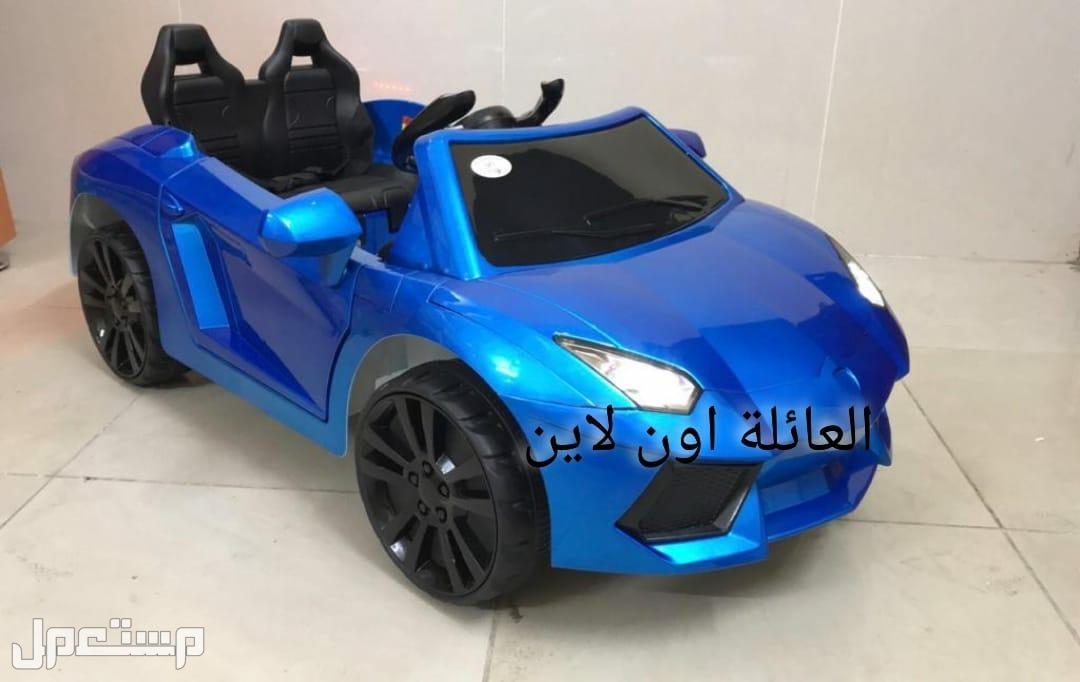 سيارات أطفال دفع رباعي