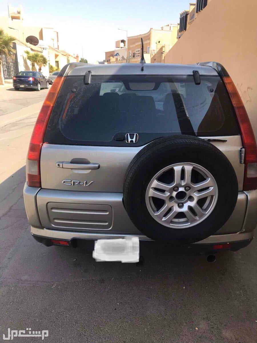 للبيع سيارة CRV موديل 2004