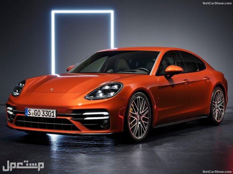Porsche Panamera Turbo S (2021)