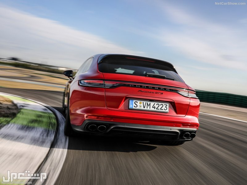 Porsche Panamera GTS Sport Turismo (2021)