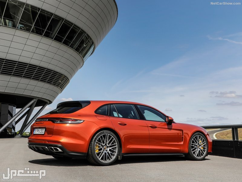Porsche Panamera Turbo S Sport Turismo (2021)