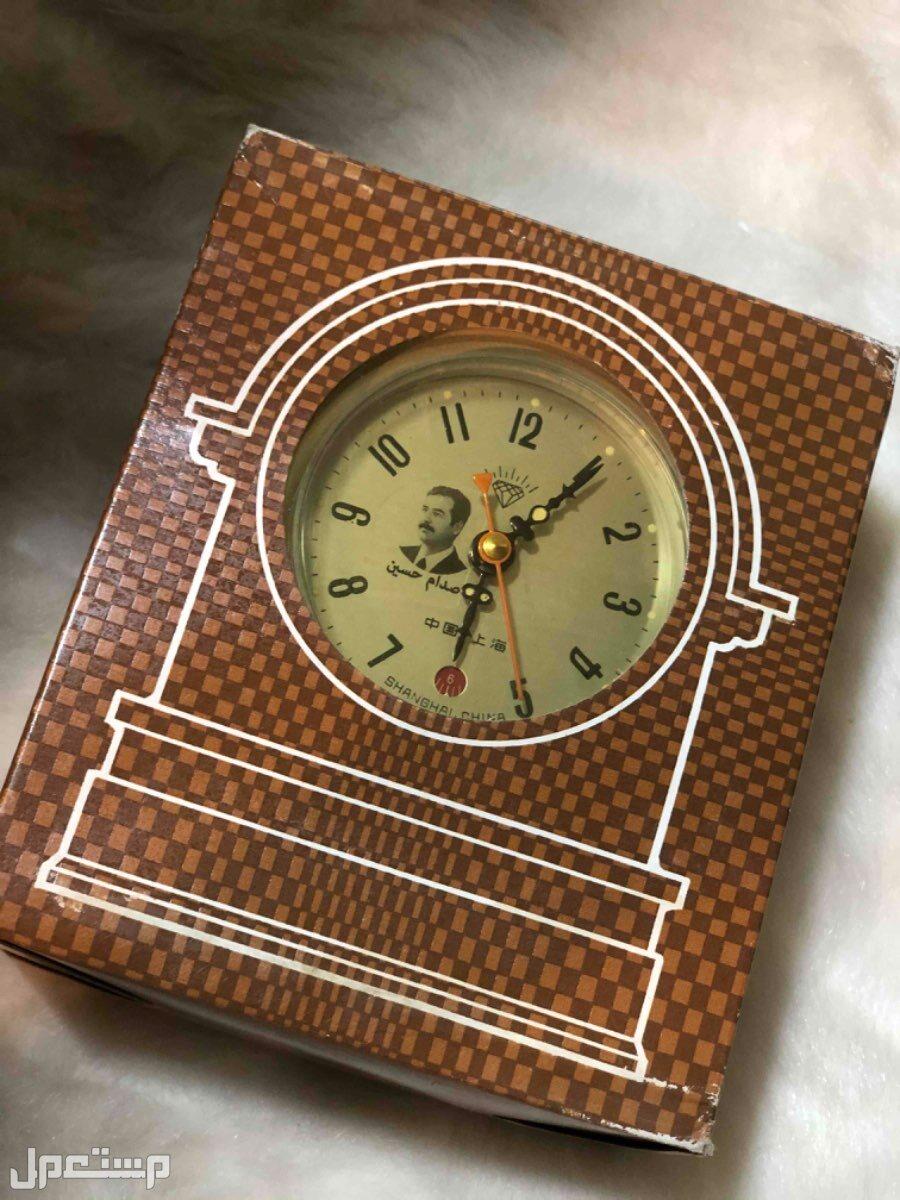 ساعة صدام حسين نادرة