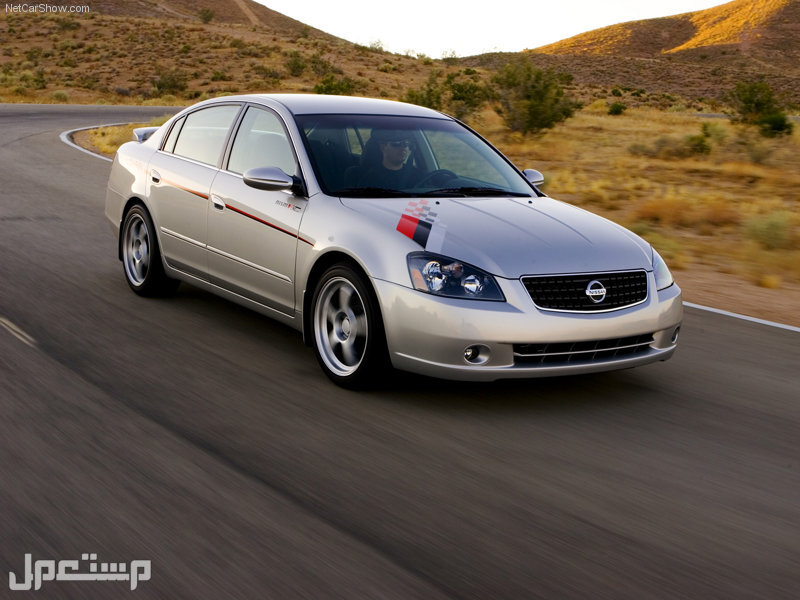 Nismo Nissan Altima S-Tune (2004)