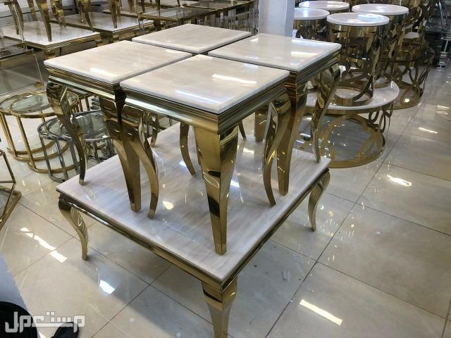 طاولات خدمة فاخرة
