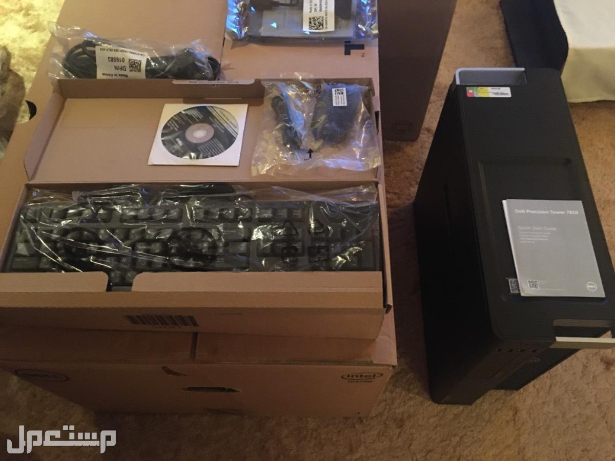 Dell workstation precision T7810 Intel xeon processor E5-2630 v3