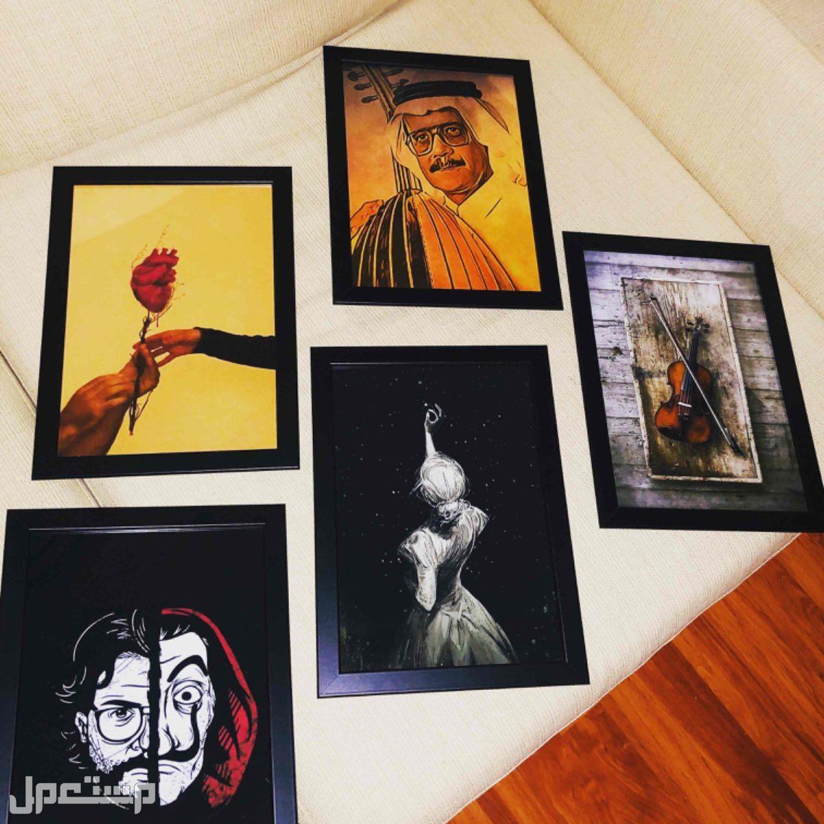 لوحات جدارية لوحات حائط فنية