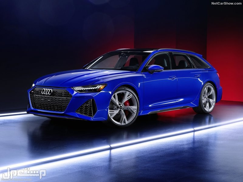 Audi RS6 Avant RS Tribute Edition (2021)