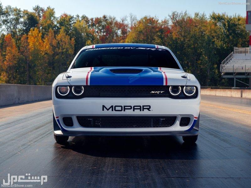 Dodge Challenger Mopar Drag Pak (2021)