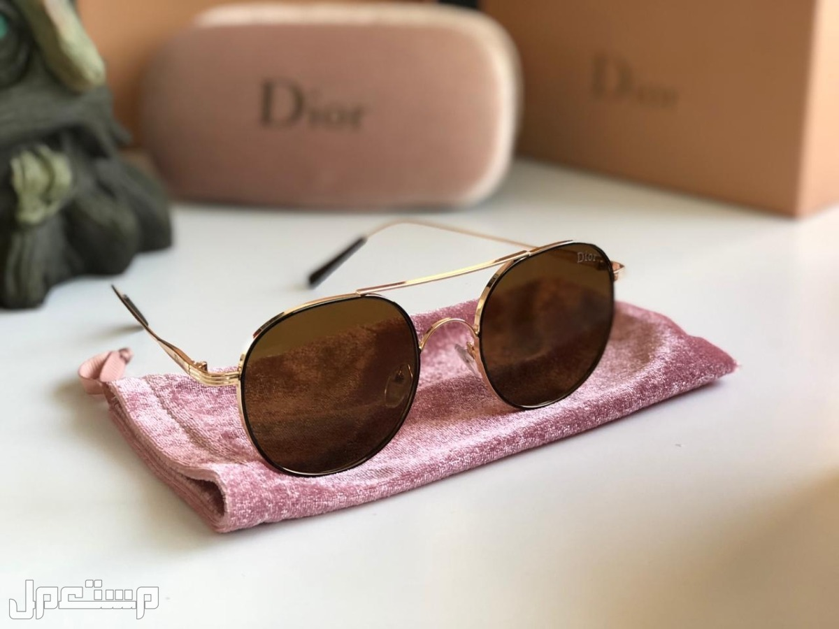 نظارات ديور