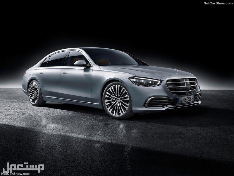Mercedes-Benz S-Class (2021)