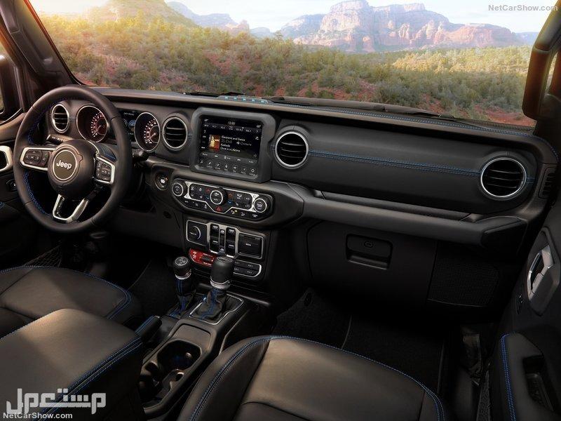 Jeep Wrangler Rubicon 4xe (2021)
