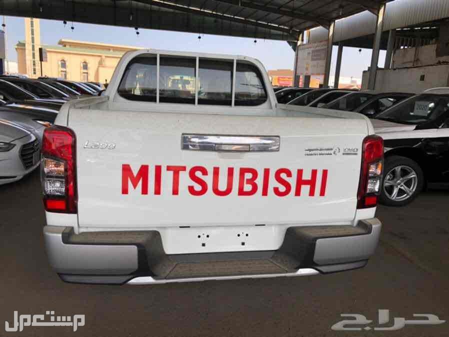 عرض خاص وسعر مغري - ميتسوبيشي - L200 دبل - ديزل الشكل الجديد - 2020
