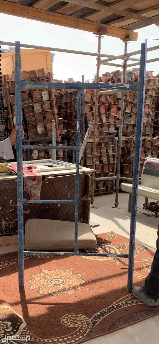 سقالات مصرية متينة أخو الجديد للبيع