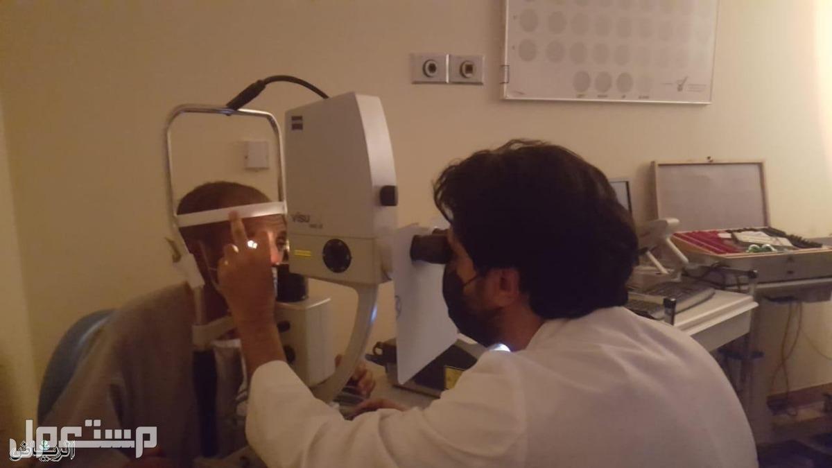 """صحة الرياض"""": تجهيز وتشغيل عيادات العيون"""