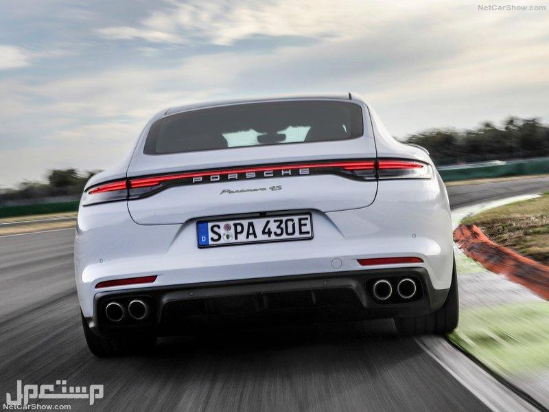 Porsche Panamera 4S E-Hybrid (2021)